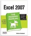 Matthew MacDonald Excel 2007