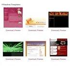 000webhost sample website templates