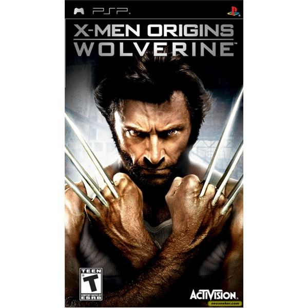 PSP Game Review - Wolverine Origins
