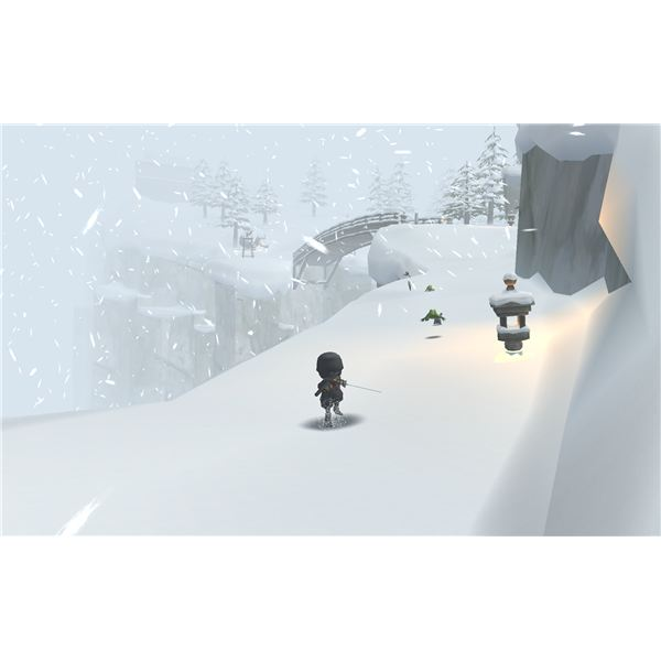 Mini Ninjas - The Winter Environments Are Just Gorgeous