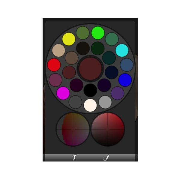 Paintbook 3 color picker