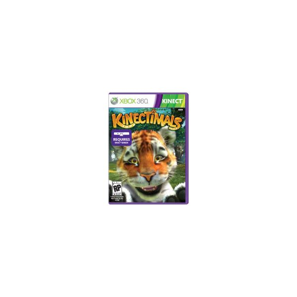 Kinectimals Kinect Game