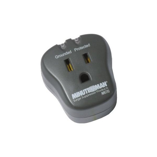 Minuteman MMS110 SNGL OUTLET SURGE SUPRESSOR