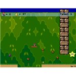 Mario Star Catcher 2 screen shot