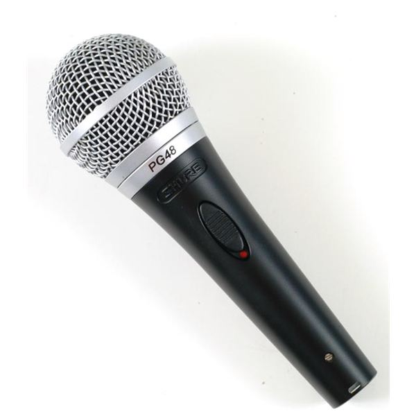PG48 microphone