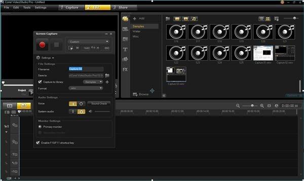 Screen Recording Capabilities