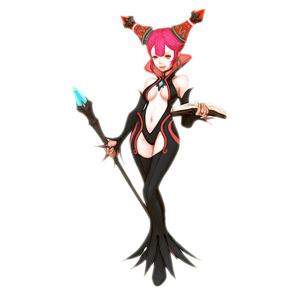 Dragon Nest Sorceress