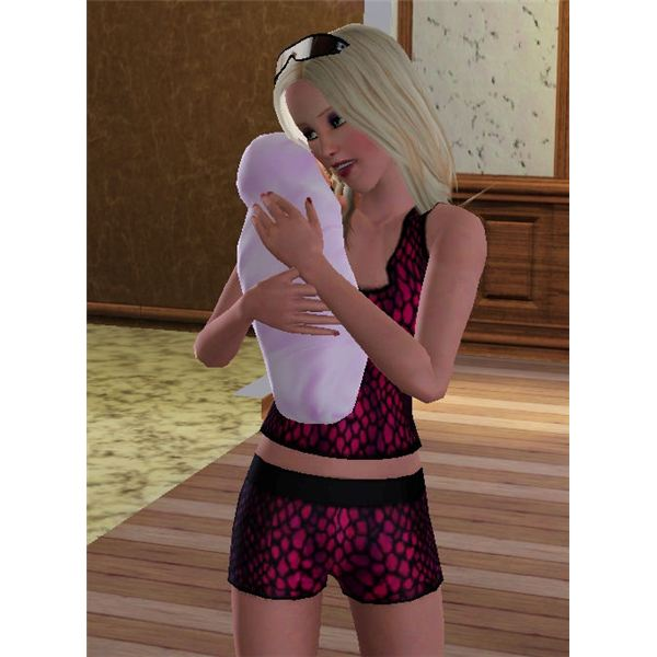 The Sims 3 Baby 1