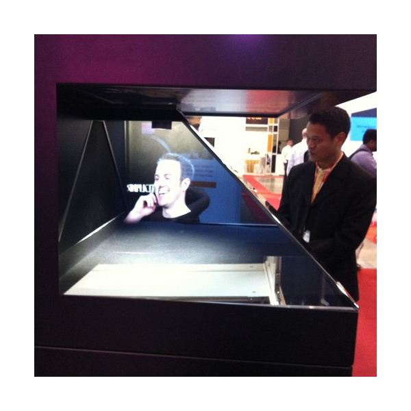 Holographic TV