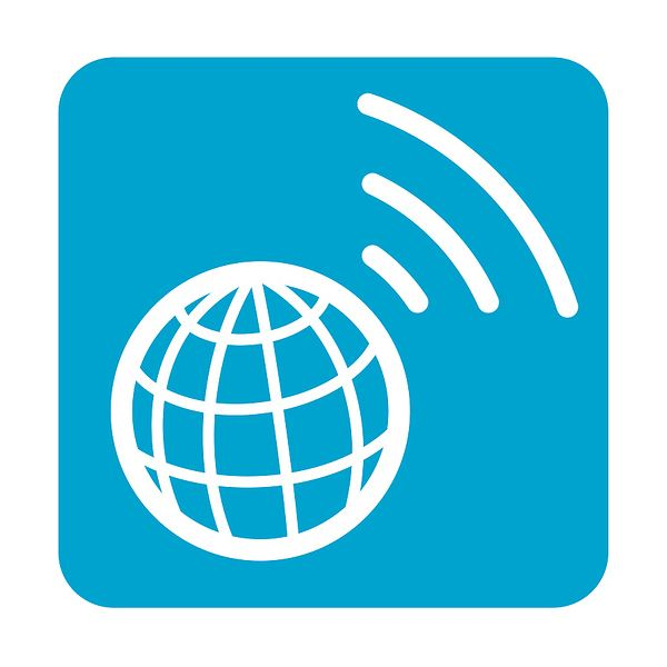 International Wi-Fi symbol (photo by Dana Spiegel)