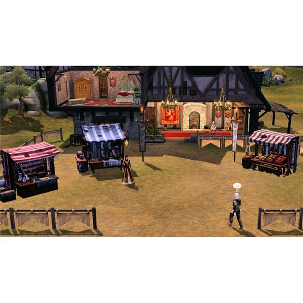 The Sims Medieval Merchant Guide