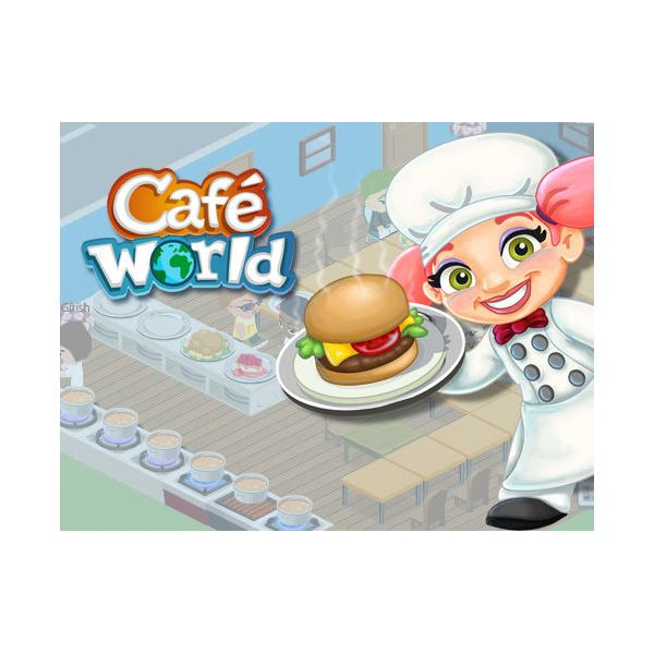 Cafe World by Zynga image