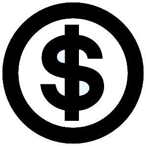 Logo Dollar by Migdejong Wikimedia Commons