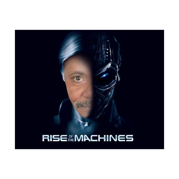 Lynch rise of the machines