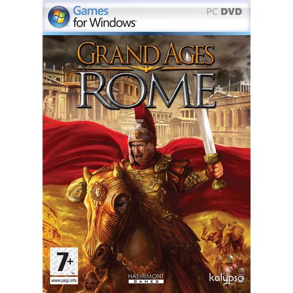 Grand Ages: Rome Review, RTS and City Building