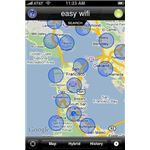 Easy WiFi iPhone App