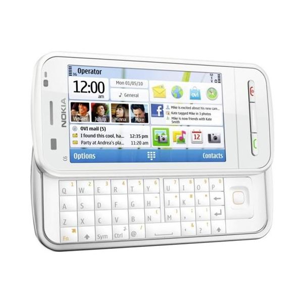 Guide to Using the Nokia C6