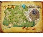 Dunland Map