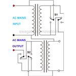 Variable Voltage Autotransformer Wiring Diagram, Image
