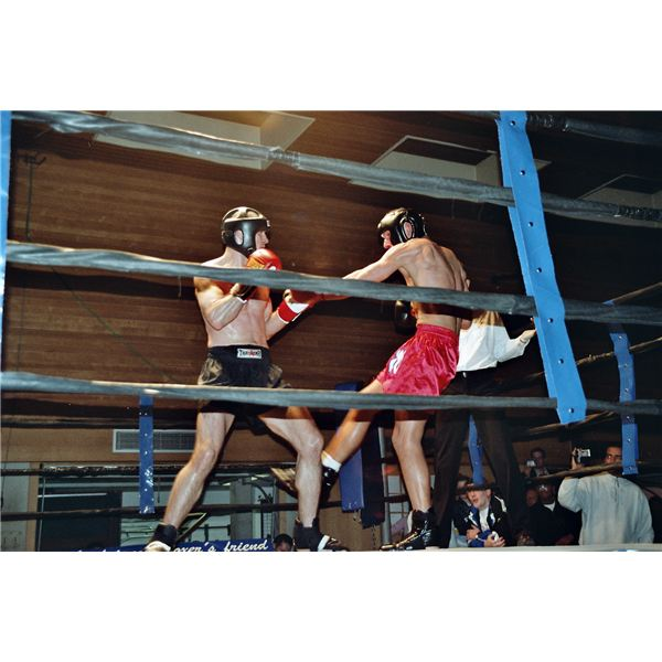 How to Perform Great Boxing Photography and Martial Arts Photography