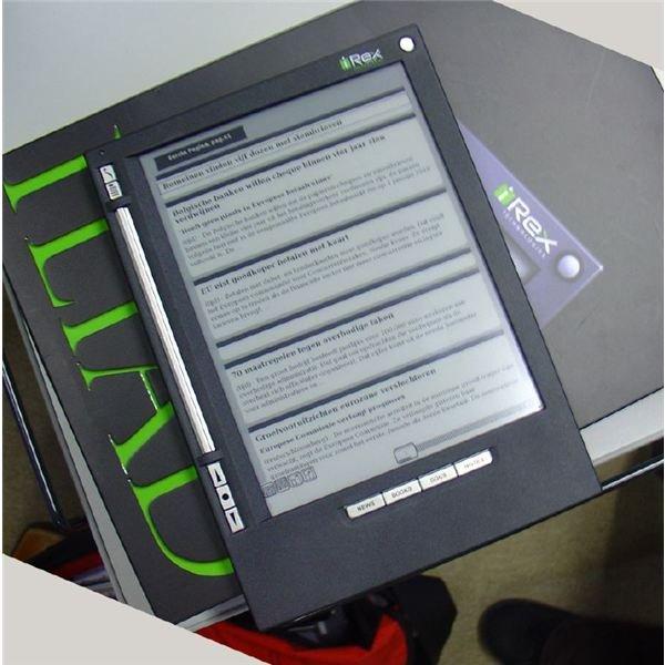 An E-paper Based E-reader
