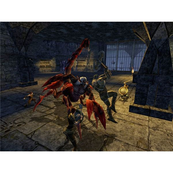 Free Online MMOs: Dungeons and Dragons Online