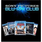 Sony Blu-ray DVD Club