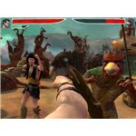 Fight Many Enemies In Zeno Clash Is Challenging