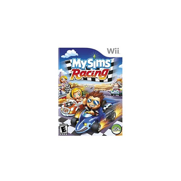 Wii Gamers' MySims Racing Review
