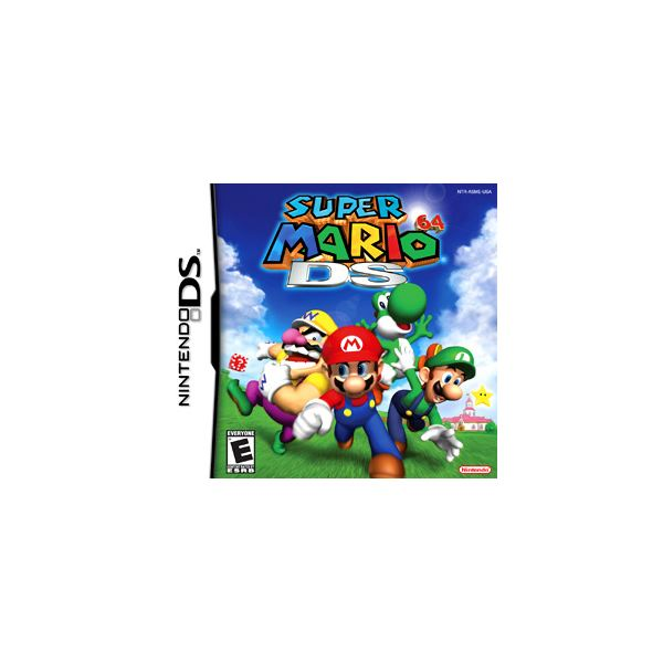 Mario Games Nintendo DS and DSi - Platformer and RPG Titles