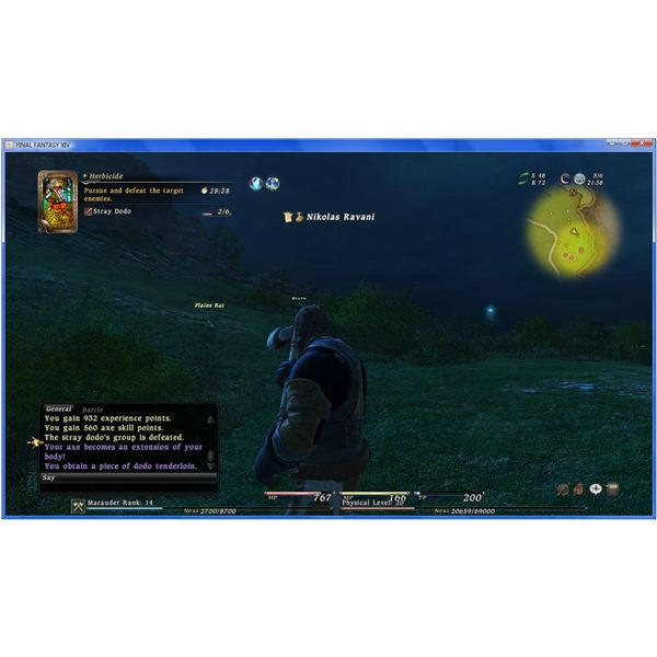 A Step in the Right Direction: The FFXIV November Patch