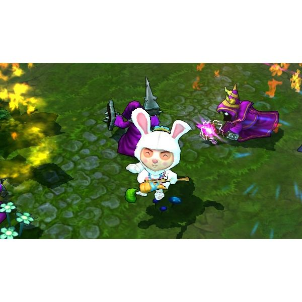 cottontail bunny teemo