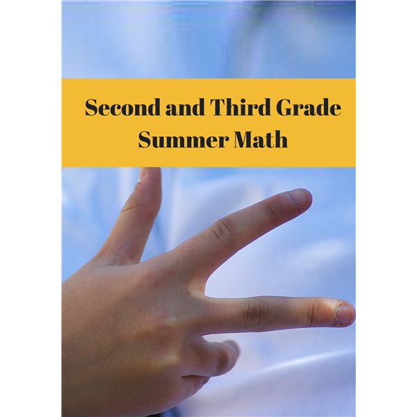 Second and Third Grade Summer Math