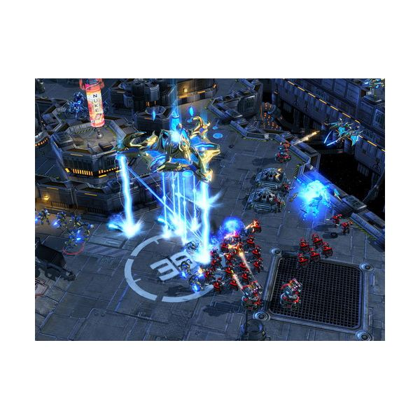 Starcraft 2 Beta Preview - Protoss, New Mechanics, New Ground Units