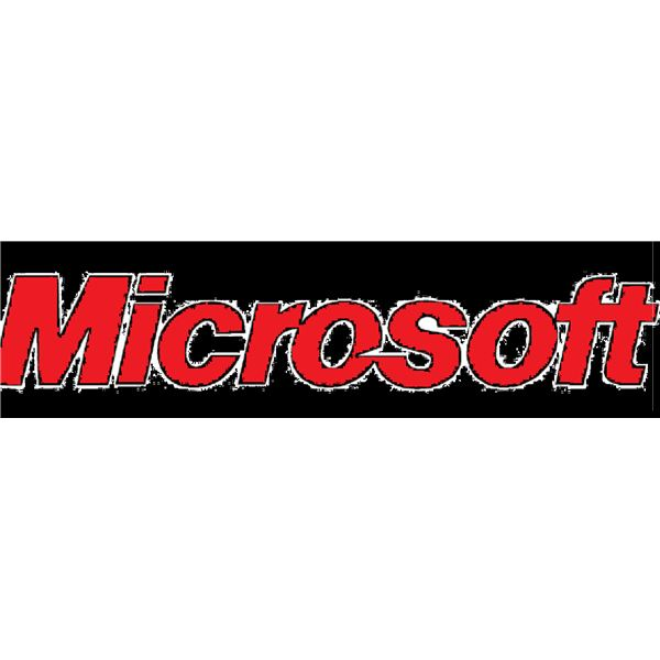 Microsoft logo modified