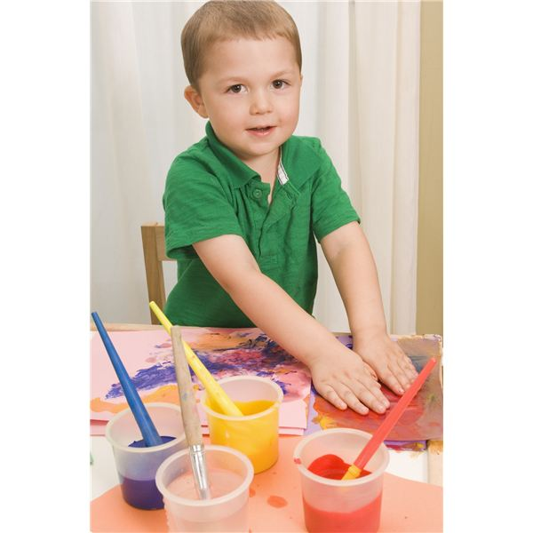 Get Messy! Tips for Improving Preschool Art