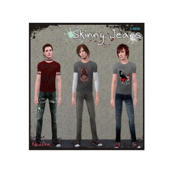 newone08's Skinny Jeans package