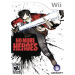 No More Heroes North American Cover Box