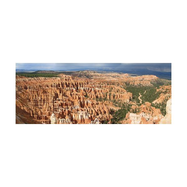Bryce Canyon Panorama shot by Digon3