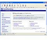 SeaMonkey Composer Page Editing