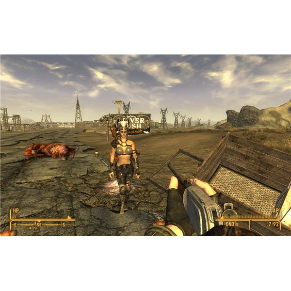 Fallout: New Vegas Companion Quests - Cass - Heartache by the Number