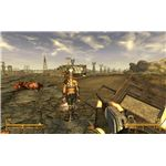 Fallout: New Vegas Companion Quest - Cass' Quest - Investigating the Wrecked Caravans
