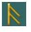 Ansuz A rune