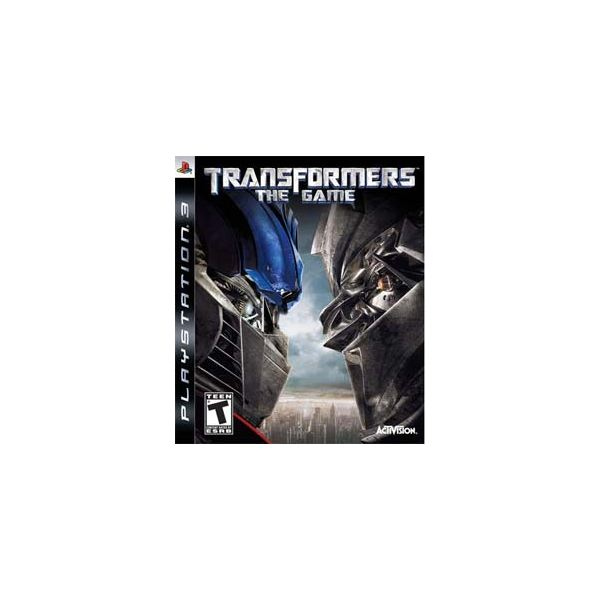 PS3 Game Review - Transformers The Game - A Video Game Based on the Movie