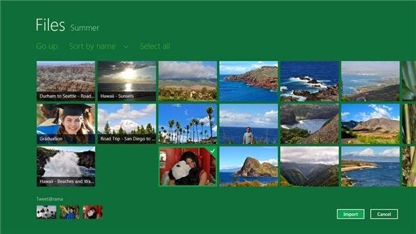 Photo Management in Windows 8