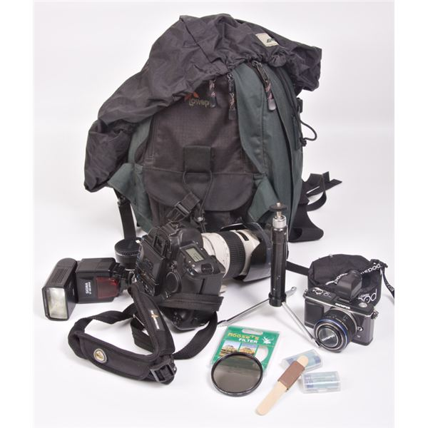 Equipment List for Outdoor Photography - What You Need to Take Pictures Outside