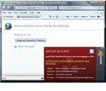 Avast Detected IE Exploit
