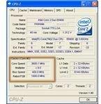 How to Overclock: CPU-Z Clocks
