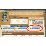 Setting Tax Rate in Kingdoms of Camelot