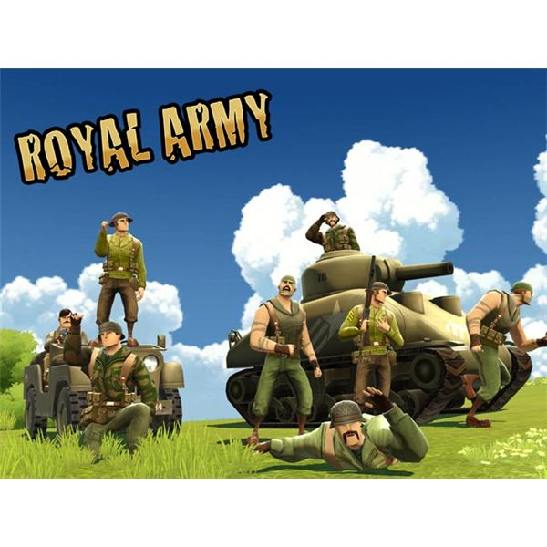 Battlefield Heroes Royal Army